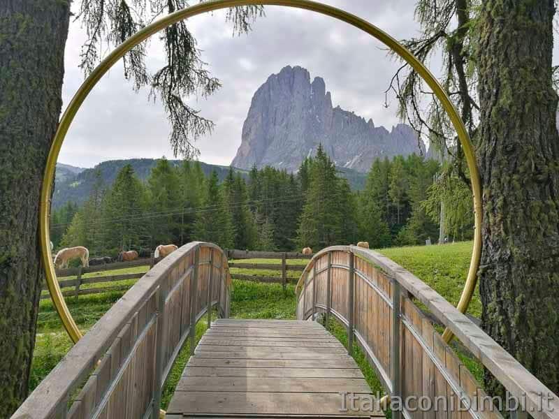 Val Gardena - Troi Unika cerchio