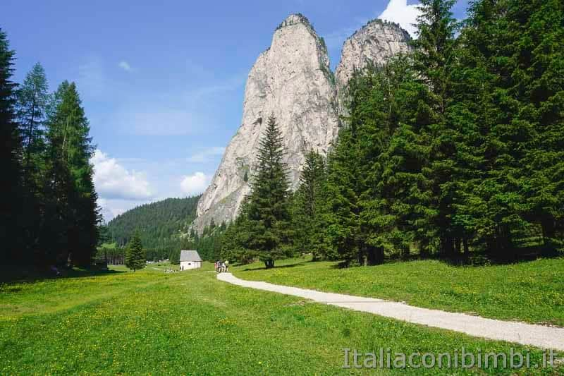 Val Gardena - Vallunga