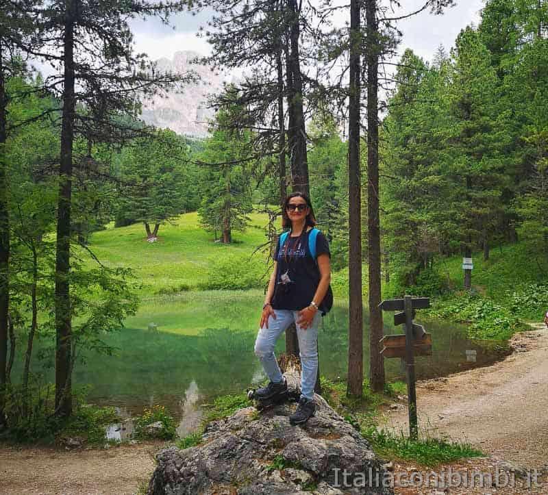 al Gardena - rifugio Juac laghetto