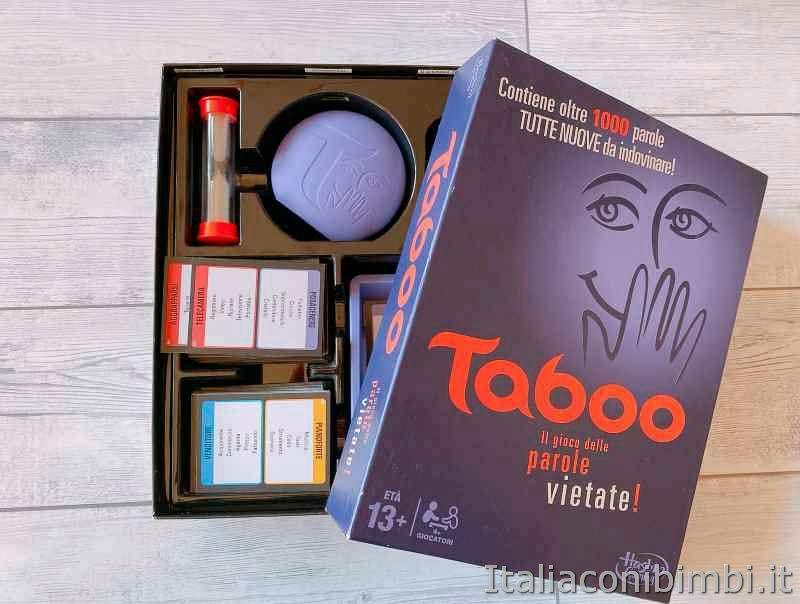 gioco da tavolo - Taboo