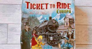 gioco da tavolo - Ticket to Ride