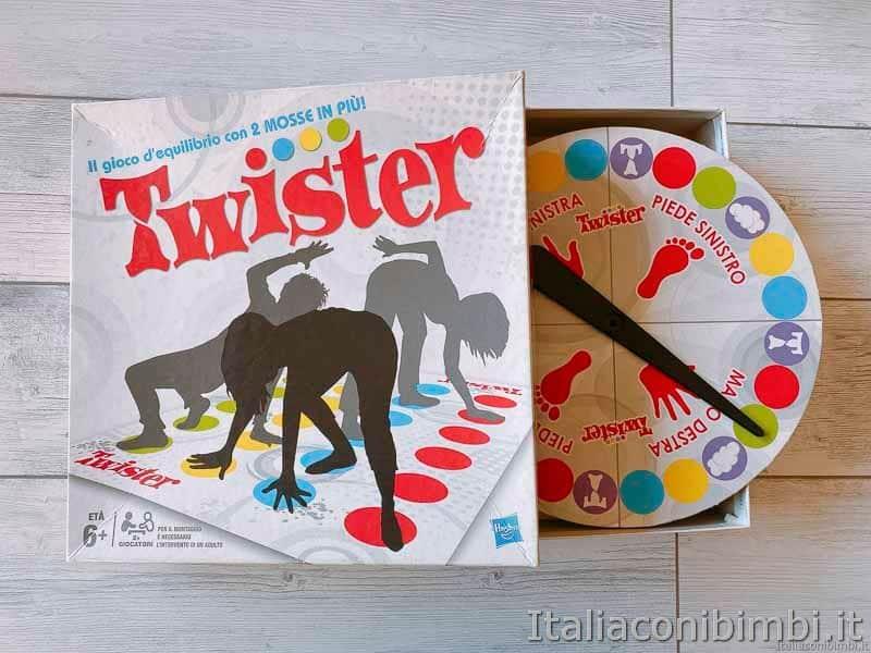 gioco da tavolo - Twister