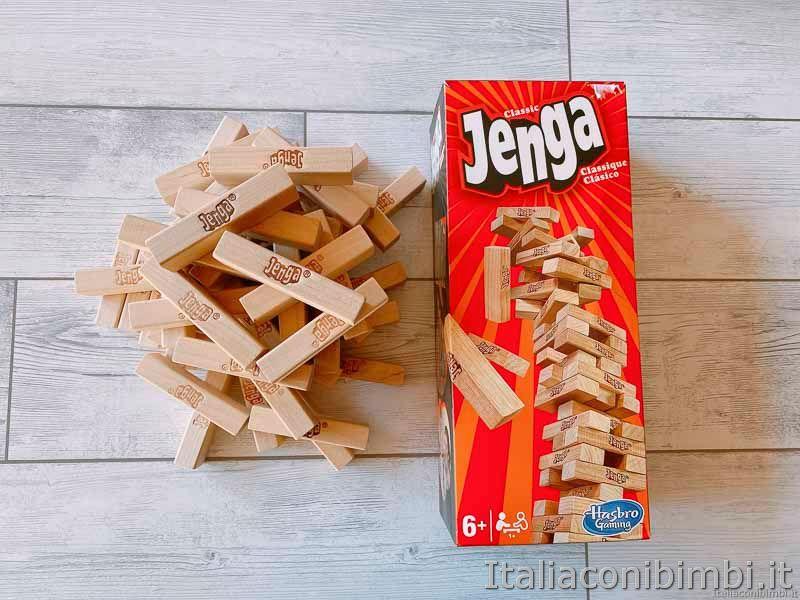 gioco di legno - Jenga