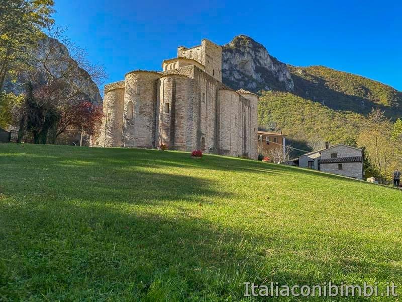 Abbazia - San Vittore alle Chiuse