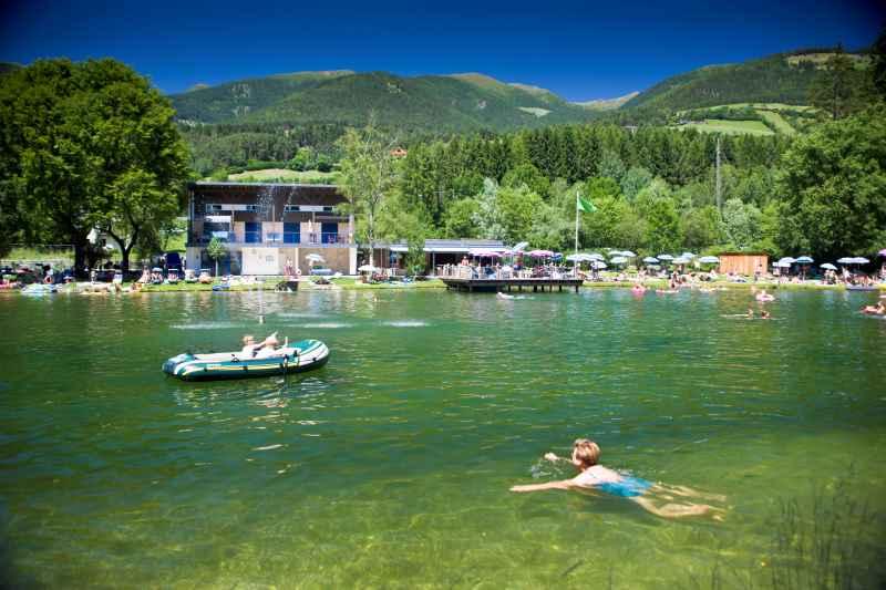 Lago di Issengo ristorante