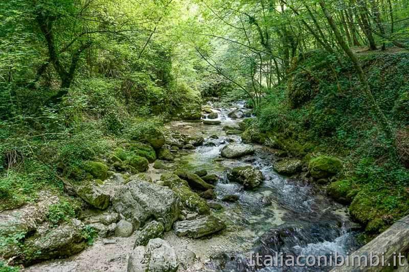 Parco nazionale della Majella - Valle dell'Orfento