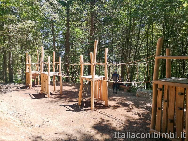 Sarnacli Park - area avventura