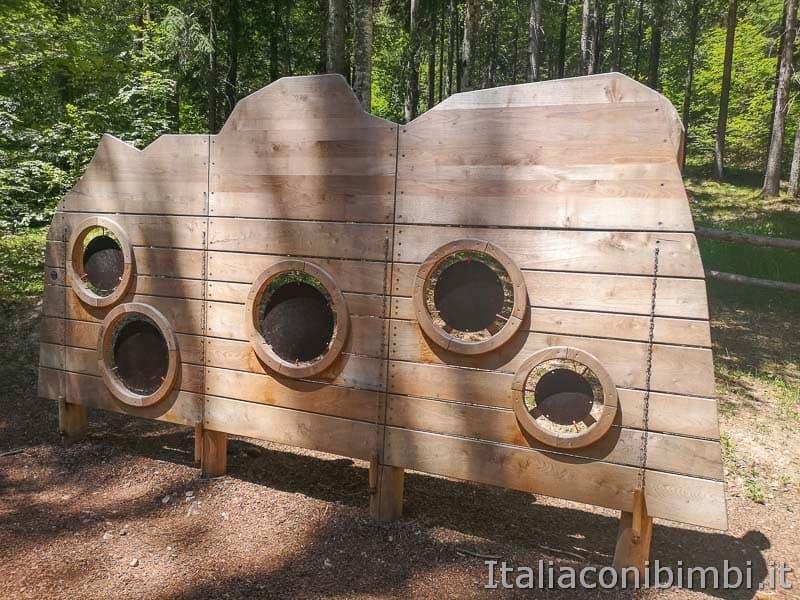 Sarnacli Park - melodie del bosco