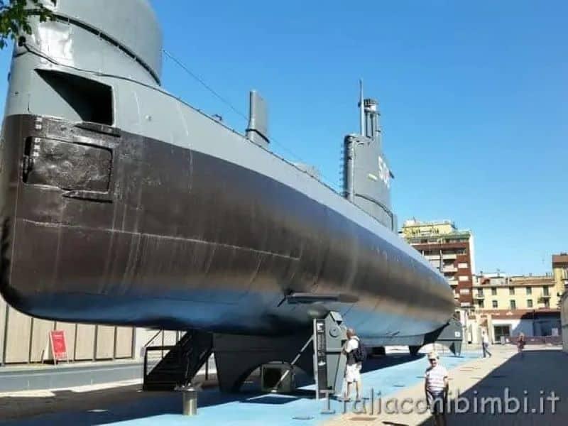 sottomarino-al-museo-della-scienza-tecnologia-Leonardo-Da-Vinci-Milano
