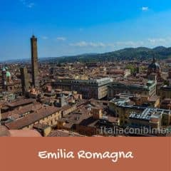 Emilia Romagna con bambini