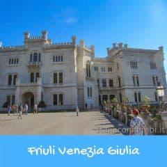 Friuli Venezia Giulia con bambini