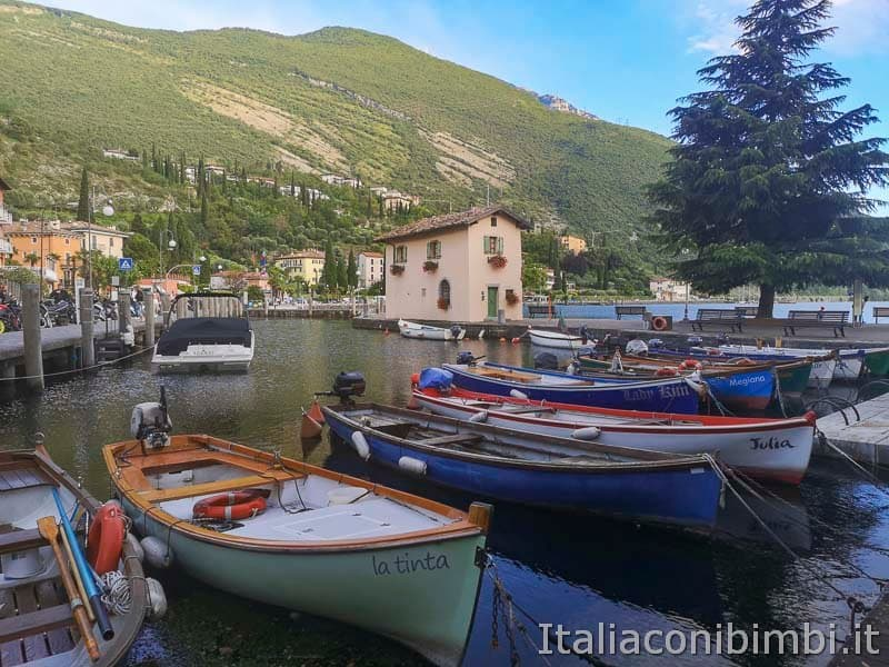 Garda Trentino - Torbole barche