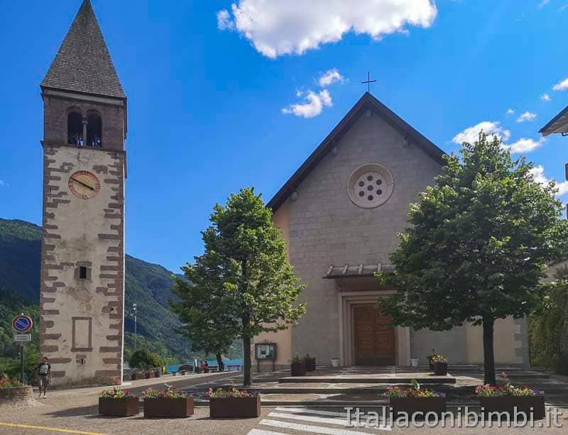 Molveno - chiesetta