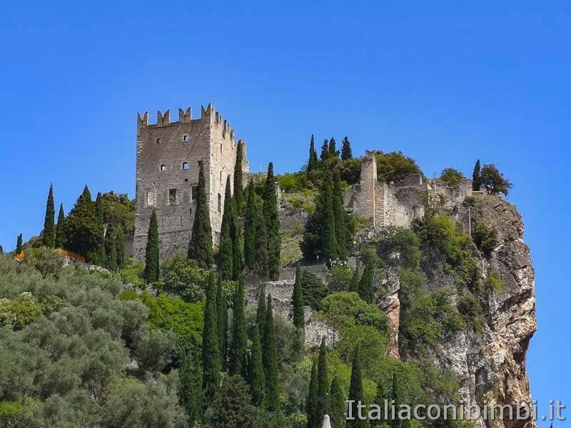 Riva del Garda - Arco - castello
