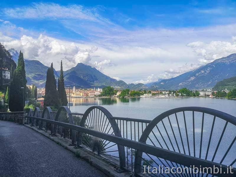 Sentiero del Ponale di Riva del Garda - inizio