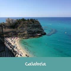 Calabria con bambini