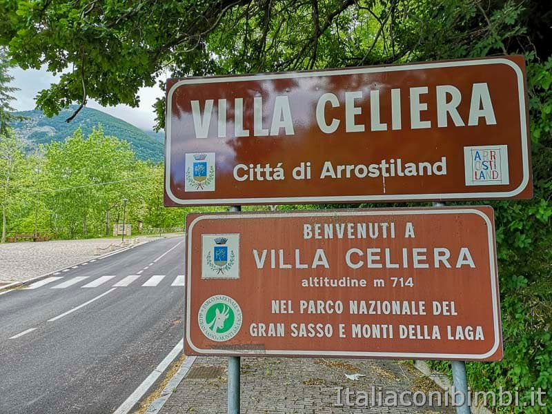 Altopiano del Voltigno - Villa Celiera