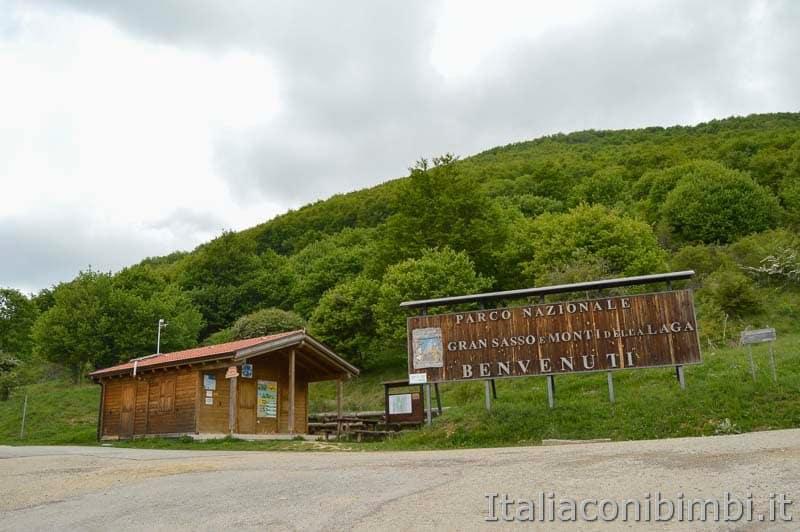 Altopiano del Voltigno - parco Gran Sasso e Monti della Laga