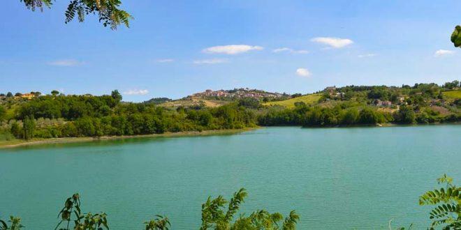 Riserva naturale - lago di Penne