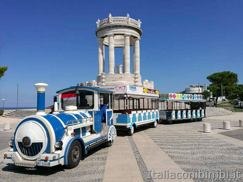 Ancona - trenino turistico