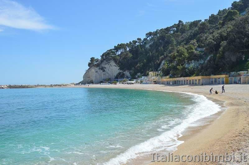 Conero - spiaggia