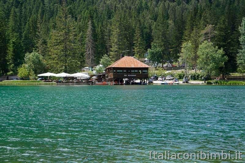 Lago di Dobbiaco - sentiero natura