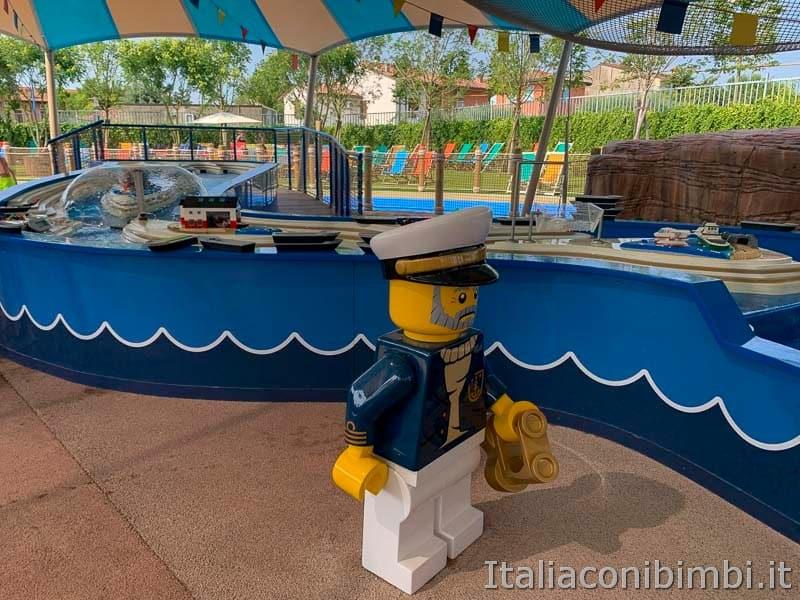 Legoland Water Park - barchette