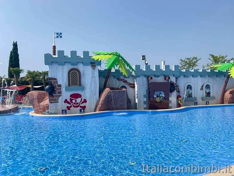 Legoland Water Park - pirati
