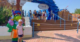 Legoland Water Park - portale d'ingresso