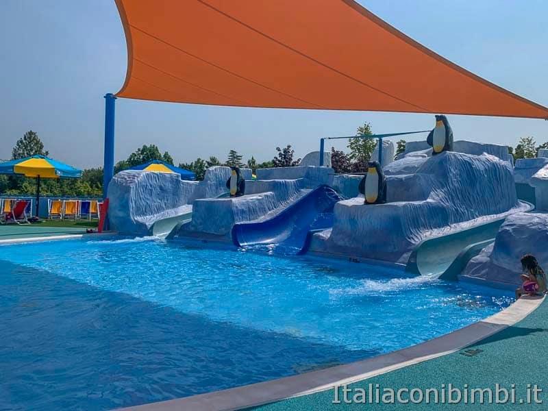 Legoland Water Park - scivoli