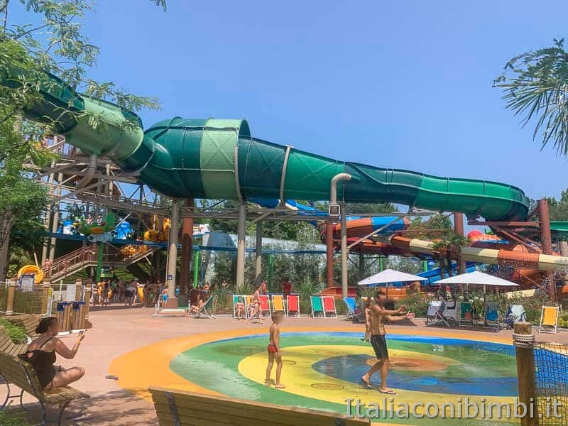 Legoland Water Park - Jungle-Adventure