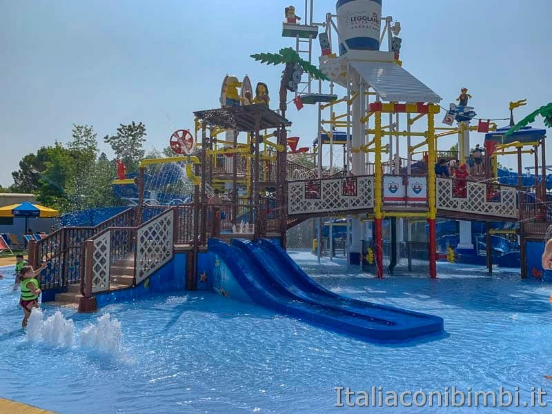 Legoland Water Park - Beach Party
