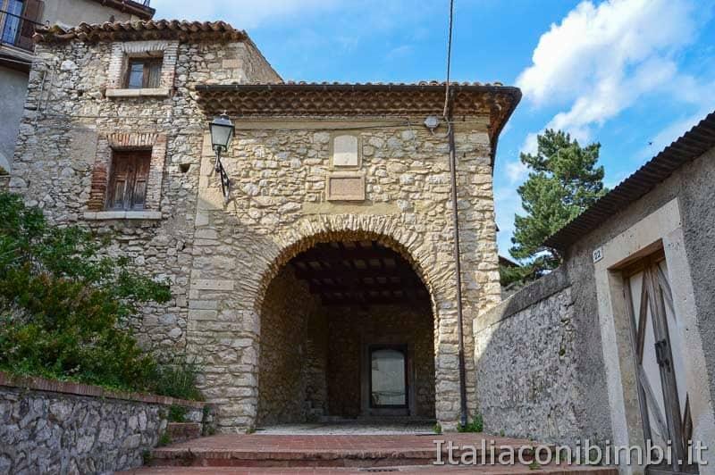 Palena - centro storico