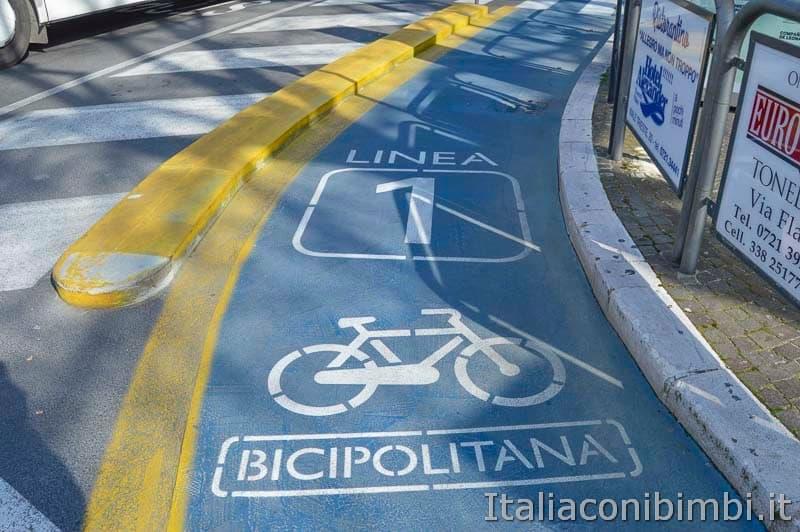 Pesaro - bicipolitana