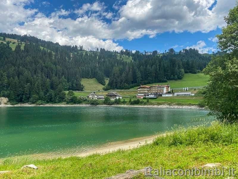 bile San Candido - Brunico - lago di Valdaora