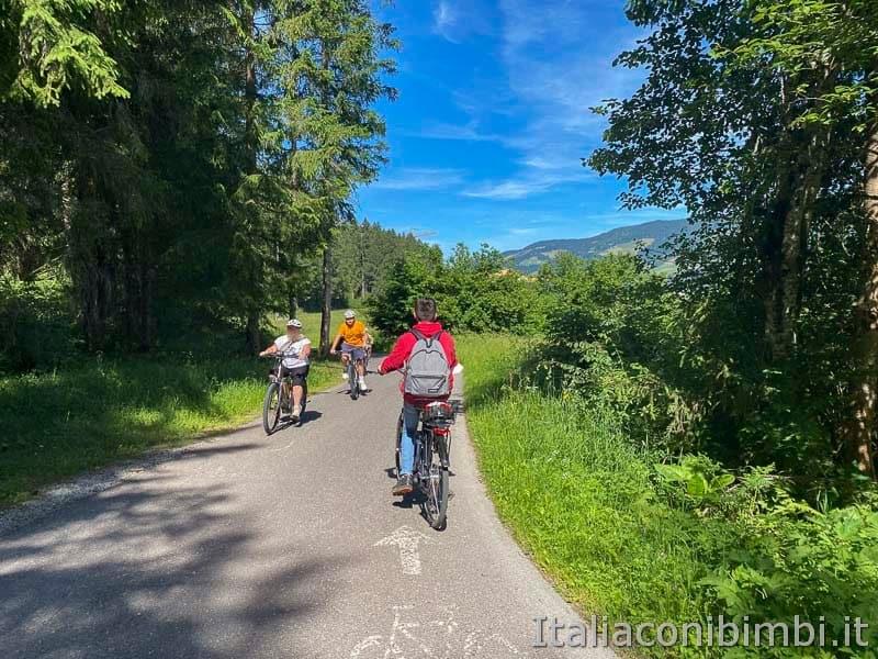 Pista ciclabile - San Candido - Dobbiaco