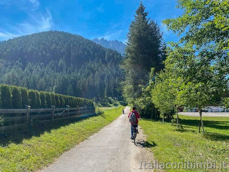 Pista ciclabile - San Candido - lago di Dobbiaco_1