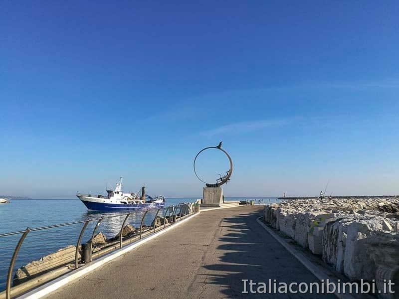 San Benedetto del Tronto - molo sud