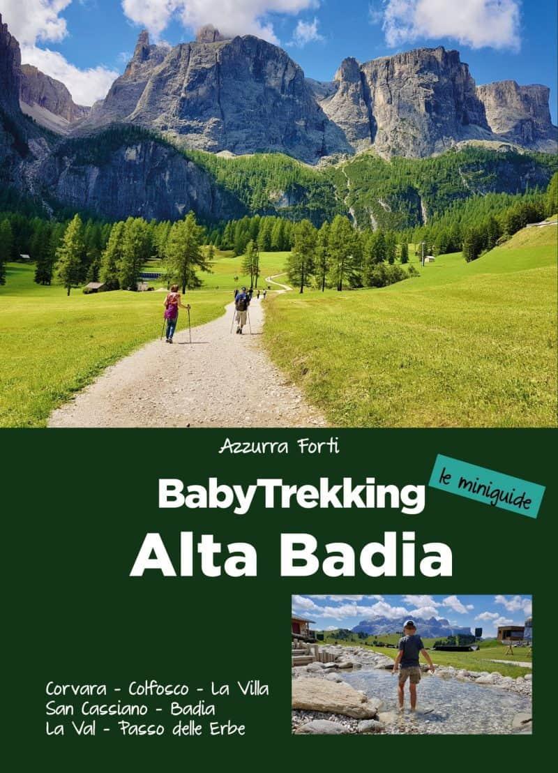 Alta Badia miniguida babytrekking