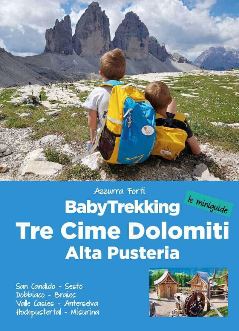 Babytrekking miniguida Alta Pusteria