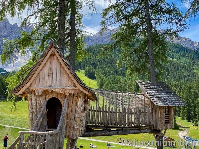 Baranci - villaggio degli gnomi