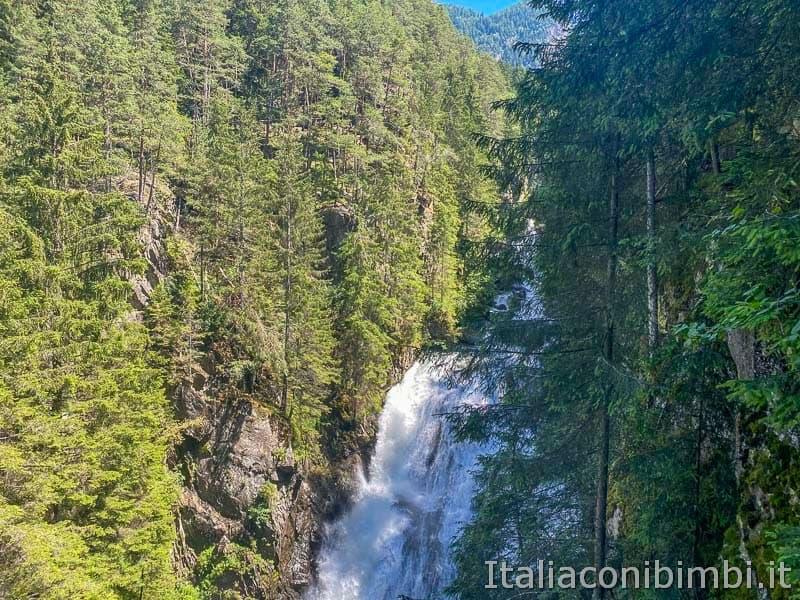 Cascate di Riva - Valle Aurina - seconda cascata