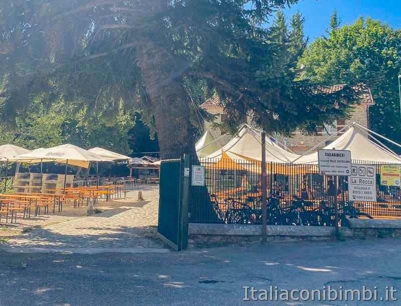 Il Ceppo - rifugio dove cuocere gli arrosticini