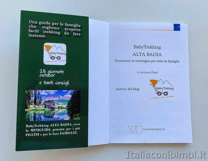 Miniguide Babytrekking - Alta Badia