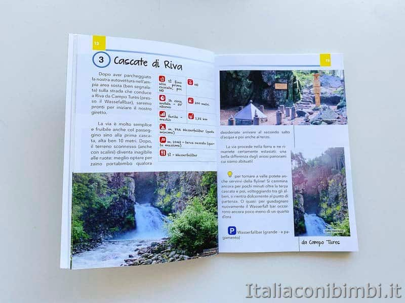 Miniguide Babytrekking - Valle Aurina