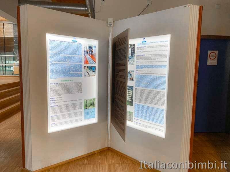 Mondo latte - Dobbiaco - libro gigante