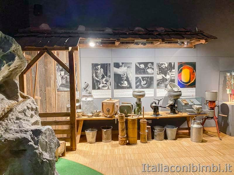Mondolatte - Dobbiaco - museo