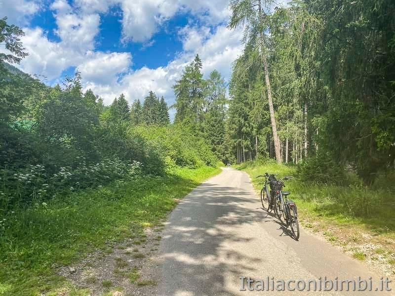 Pista ciclabile San Candido - Brunico - bicicletta