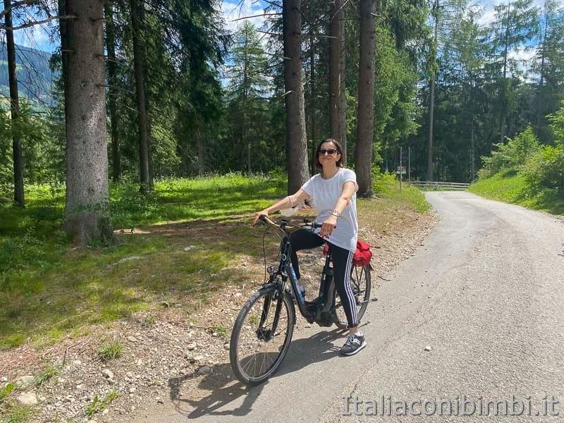 Pista ciclabile San Candido - Brunico - io in bicicletta