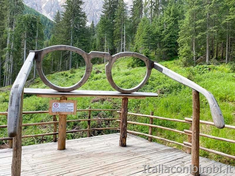 Regno del Gigante Baranci - occhiali